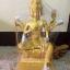 พระพรหม พ่นสีทอง ขนาดสูง 12 นิ้ว thumbnail 1