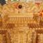 ศาลเจ้าที่ขนาด 27 นิ้ว 888 หินอ่อน สีน้ำผึ้ง thumbnail 12