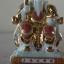 แปะกง กังใส ลายน้ำทอง ขนาดกว้าง 4 นิ้ว สูง 10 นิ้ว thumbnail 2