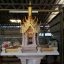 ศาลพระภูมิทรงปราสาท ขนาด ฐานกว้าง 126 ซม ยาว 126 ซม (สั่งเติมสีที่ตัวปราสาทพิเศษ) thumbnail 2