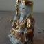 แปะกง กังใส ลายน้ำทอง ขนาดกว้าง 4 นิ้ว สูง 10 นิ้ว thumbnail 4
