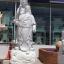 กวนอู ปางบัญชาการ หินอ่อนแกะสลัก สูง2เมตร thumbnail 2