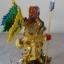 เทพพระเจ้ากวนอู ปางบัญชาการ 5 ธง 9 มังกร ขนาดกว้าง 3 นิ้ว สูง 11 นิ้ว thumbnail 8