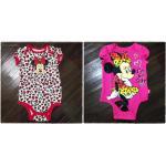 เสื้อผ้าเด็ก ชุดบอดี้สูทเด็ก บอดี้สูทเด็กหญิง บอดี้สูทแบรนด์เนม Disney ขนาด 0-3(ด) , ขนาด 3-6(ด)