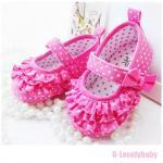 รองเท้าเด็ก Pre-walker Baby Shoes รองเท้าเด็ก รองเท้าเด็กผู้หญิงน่ารัก รองเท้าเด็กหญิงวัยหัดเดิน