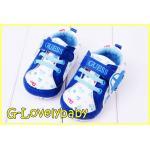 GUESS Pre-walker Baby Shoes รองเท้าเด็ก รองเท้าเด็กแบรนด์เนม รองเท้าเด็กชาย รองเท้าเด็กชายวัยหัดเดิน ยี่ห้อ Guess Size 21