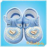 รองเท้าเด็กวัยหัดเดิน รองเท้าเด็ก รองเท้าเด็กทารก รองเท้าเด็กนุ่มพื้นกันลื่น Size 13