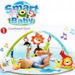 Smart baby play gyms พร้อมของเล่น ขนมาทั้งป่าเลยค่ะ น่าสนุกสนานมาก สินค้าจำหน่ายตรงตามรูป 100%
