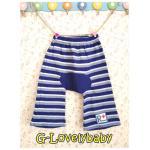 กางเกงเด็ก กางเด็กเด็กชาย Happy Tutu made in Japan กางเกงขายาว ไซต์ 80
