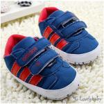 Adidas Pre-walker Baby Shoes รองเท้าเด็ก รองเท้าเด็กแบรนด์เนม รองเท้าเด็กชาย รองเท้าเด็กชายวัยหัดเดิน ยี่ห้อ Adidas