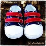 รองเท้าเด็ก Pre-walker Baby Shoes Size 12