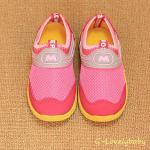 รองเท้าเด็ก พื้นยางกันลื่น รองเท้าแฟชั่นเกาหลี แบบระบายอากาศ สไตล์สปอร์ต รองเท้าเด็กชาย รองเท้าเด็กหญิง อายุ 2-5 ขวบ