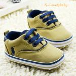 Pre-walker Baby Shoes รองเท้าเด็ก ผู้ชาย รองเท้าเด็กวัยหัดเดิน คุณภาพดี
