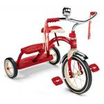 รถจักรยาน Radio Flyer ของแท้จาก USA Classic Red Dual Deck Tricycle จาก USA สำหรับน้อง 18 เดือน - 5 ขวบ ของแต่งบ้าน ของเล่นเด็ก