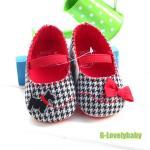 Zara Pre-walker Baby Shoes รองเท้าเด็ก รองเท้าเด็กแบรนด์เนม รองเท้าเด็กผู้หญิงน่ารัก รองเท้าเด็กหญิงวัยหัดเดิน Zara พื้นยางกันลื่น