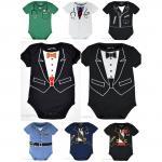 บอดี้สูทเด็กทารก คุณภาพดี baby bodysuit ชุดบอดี้สูทเด็ก น่ารัก