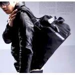 กระเป๋าผู้ชายแนวสตรีท Street ดีไซน์รูปทรงสปอร์ต Sport วัสดุผ้าใบเกรดเอ A สำหรับทุกโอกาส ทำงาน เดินทาง ท่องเที่ยว