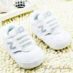 New Balance Pre-walker Baby Shoes รองเท้าเด็ก รองเท้าเด็กแบรนด์เนม รองเท้าเด็กชาย รองเท้าเด็กชายวัยหัดเดิน ยี่ห้อ(NBAS) New Balance