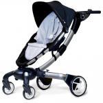 รถเข็นเด็ก 4Moms 4moms Origami Stroller in Silver Power-Folding พับเก็บเองได้อัตโนมัติ power-folding stroller รถเข็นเด็กเซเลบ celebrityไฮโซ สุดยอดนวัตกรรมที่ทันสมัยที่สุด จาก อเมริกา ราคาสูงที่สุด นำเข้าทั้งคัน ขายดีมาก