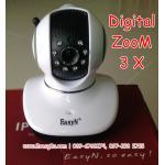 รีวิวกล้องวงจรปิดไร้สาย EasyN V10D MiNi Zoom3X