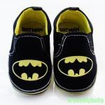 รองเท้าเด็ก Pre-walker Baby Shoes รองเท้าเด็ก รองเท้าเด็กแบรนด์เนม รองเท้าเด็กน่ารัก รองเท้าเด็กวัยหัดเดิน แบทแมน batman