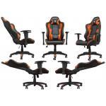 Nubwo Gaming Seat Chair 001 Vanguard (ส้ม)