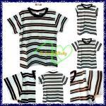 เสื้อผ้าเด็ก เสื้อผ้าเด็กชาย เสื้อ T-Shirt คอกลมแขนสั้น ผ้าคอตตอน size 8 อายุ 6-7 ปี