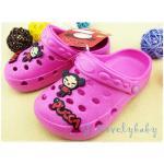 รองเท้าเด็ก รองเท้าแตะ Kids Shoes China Doll PUCCA ของแท้ รองเท้าเด็กหญิง Size: 31-32 yards / 18cm พร้อมส่ง
