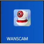 การตั้งค่าและใช้งานทางโปรแกรม Wanscam Client (คอมพิวเตอร์)