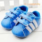 Adidas Pre-walker Baby Shoes รองเท้าเด็ก รองเท้าเด็กชาย รองเท้าเด็กชายวัยหัดเดิน ยี่ห้อ Adidas
