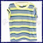 เสื้อผ้าเด็ก เสื้อผ้าเด็กชาย เสื้อ T-Shirt คอกลมแขนสั้น ผ้าคอตตอน size 6 อายุ 4-5 ขวบ