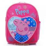 Peppa Pig Kids Backpack เป๊ปป้าพิก กระเป๋าเป้เด็ก กระเป๋าสำหรับเด็กอนุบาล น่ารักๆ (2)
