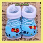 ถุงเท้าหัวการ์ตูน 3 มิติ ถุงเท้าเด็ก ถุงเท้าเด็กอ่อน ถุงเท้าเด็กวัยหัดเดิน ถุงเท้าพื้นกันลื่น เหมาะกับเด็กอายุ 0-1 ปี ( 4 )