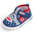 รองเท้าเด็ก รองเท้าเด็กวัยหัดเดิน รองเท้าเด็กวัยเตาะแตะ รองเท้าเด็กอ่อน รองเท้าเด็กเล็ก รองเท้าเด็กน่ารัก รองเท้าเด็กพื้นยางกันลื่น รองเท้าเด็กปีปๆ size 16