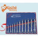 ชุด ประแจแหวน 75 องศา Koche