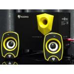 Nubwo NS-031 ZONI XShield Sub Woofer Speaker 2.1(Y)