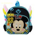 Kids Backpacks , Kindergarten Backpacks กระเป๋าเป้เด็ก กระเป๋าเด็กลายการ์ตูน แบบมีปีก สามมิติ กระเป๋าเป้เด็ก กระเป๋าสำหรับเด็กอนุบาล น่ารักๆ สีน้ำเงิน