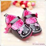 รองเท้าเด็ก Pre-walker Baby Shoes รองเท้าเด็ก รองเท้าเด็กผู้หญิงน่ารัก รองเท้าเด็กหญิงวัยหัดเดิน size 9-12