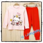 ชุดนอนเด็ก หญิง ชาย ชุดนอนเด็ก แบรนด์เนม Bailiweini ชุดนอนเด็ก Baby pajamas Size 100 ( 2-3 ปี)