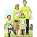 เสื้อครอบครัว set  FN5