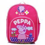 Peppa Pig Kids Backpack เป๊ปป้าพิก กระเป๋าเป้เด็ก กระเป๋าสำหรับเด็กอนุบาล น่ารักๆ (3)