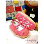 รองเท้า รองเท้าเด็ก รองเท้าเด็กวัยหัดเดิน รองเท้าเด็กทารก รองเท้าเด็กอ่อน pre walker baby shoes (4)