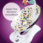 เปลโยกไฟฟ้า 2014 4moms rockaRoo rocking horse sensation of motion