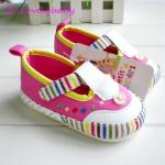 Baby Shoes รองเท้าเด็กหญิง รองเท้าเด็กวัยหัดเดิน พื้นยางกันลื่น รองเท้าเด็กแบรน์เนม petit cocori รองเท้าเด็กสไตล์ยุโรป