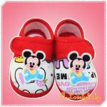 รองเท้าเด็กวัยหัดเดิน รองเท้าเด็ก รองเท้าเด็กทารก รองเท้าเด็กนุ่มพื้นกันลื่น Size 11
