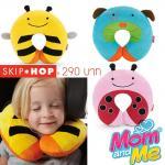 SKIP HOP หมอนรองคอ Zoo Neckrest little kid travel neckrest สำหรับเด็ก