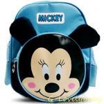 กระเป๋าเป้เด็ก กระเป๋าเด็กลายการ์ตูน กระเป๋าเป้เด็ก กระเป๋าสำหรับเด็กอนุบาล น่ารักๆ Mickey Mouse สีฟ้า