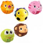 Jollybaby ลูกบอลกลิ้ง มีเสียงเพลง เสียงดนตรี เสียงสัตว์ภาษอังกฤษ