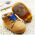 Pre-walker Baby Shoes รองเท้าเด็ก รองเท้าเด็กชาย รองเท้าเด็กวัยหัดเดิน size 3 (12-18m)