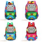 Kids Backpacks , Kindergarten Backpacks กระเป๋าเป้เด็ก กระเป๋าเด็กลายการ์ตูน โรบอท robot กระเป๋าเป้เด็ก กระเป๋าสำหรับเด็กอนุบาล